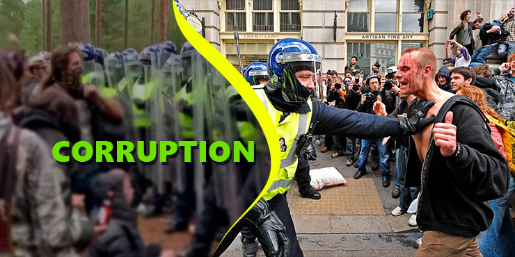Corruption in the Police Force