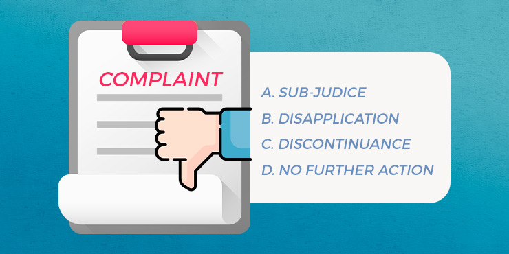 The Common Defenses the Police Forces Use in Non-Investigation of a Complaint